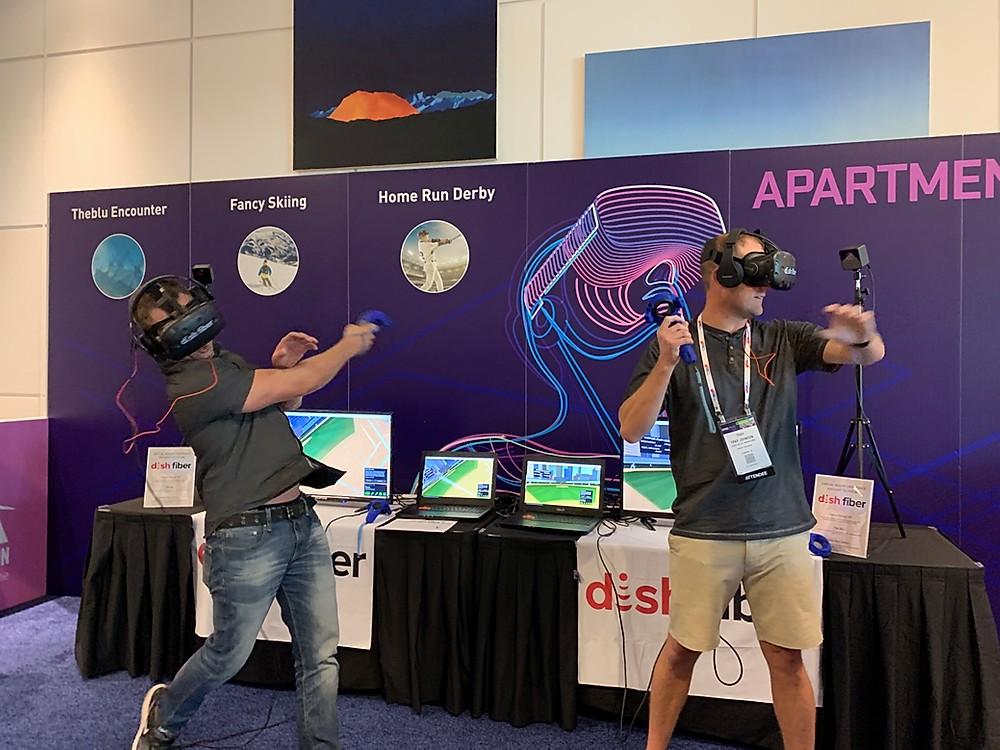 VR 360 booth thực tế ảo