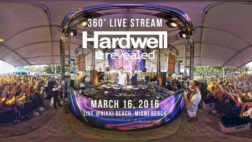 livestream 360