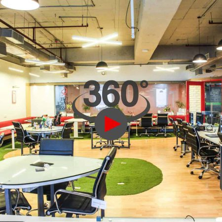 Giải pháp vr tour coworking space