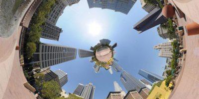 panoramic 360 photo