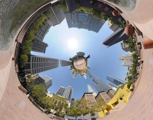 live panorama