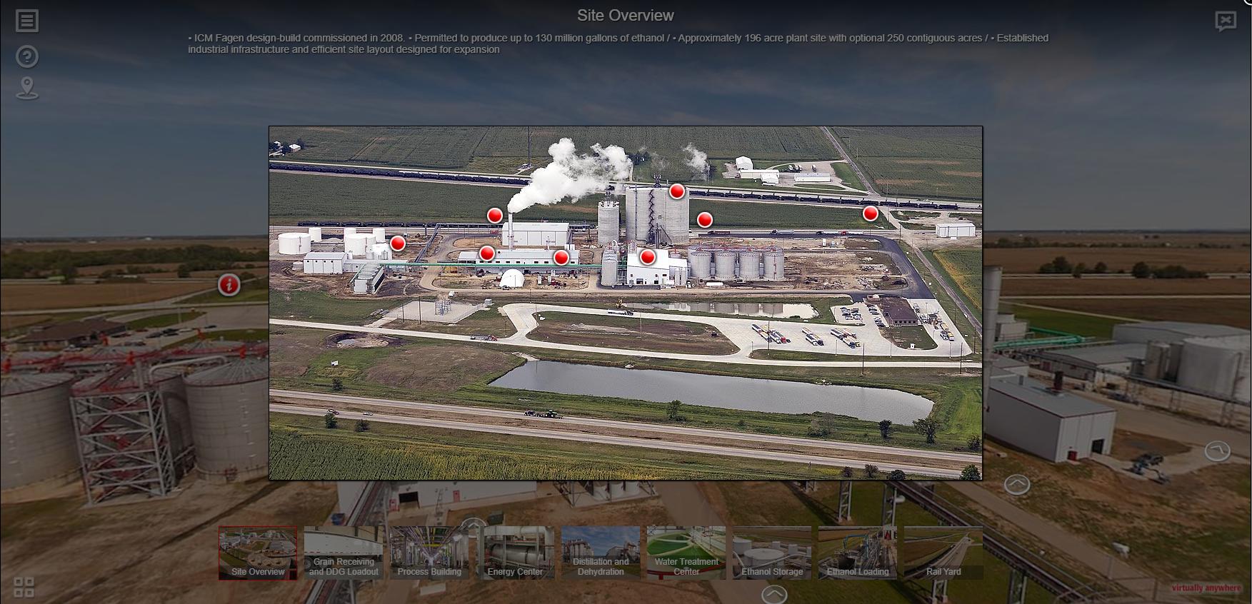 VR tour khu công nghiệp