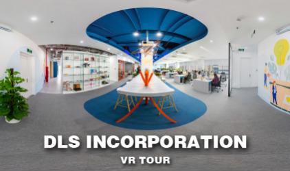 Giải pháp tour 360 DLS INCORPORATION