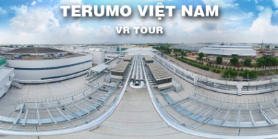 VR Tour Terumo factory