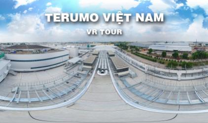 VR Tour Terumo factory
