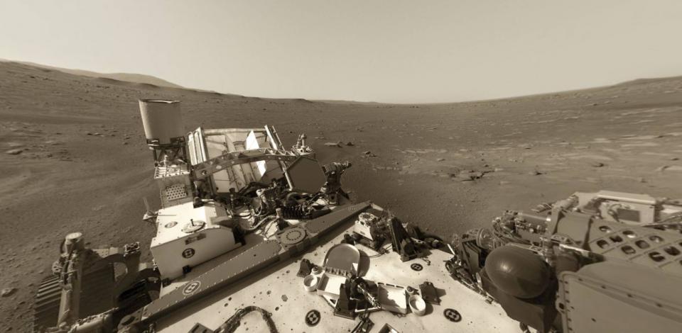 VR Panoramic Mars