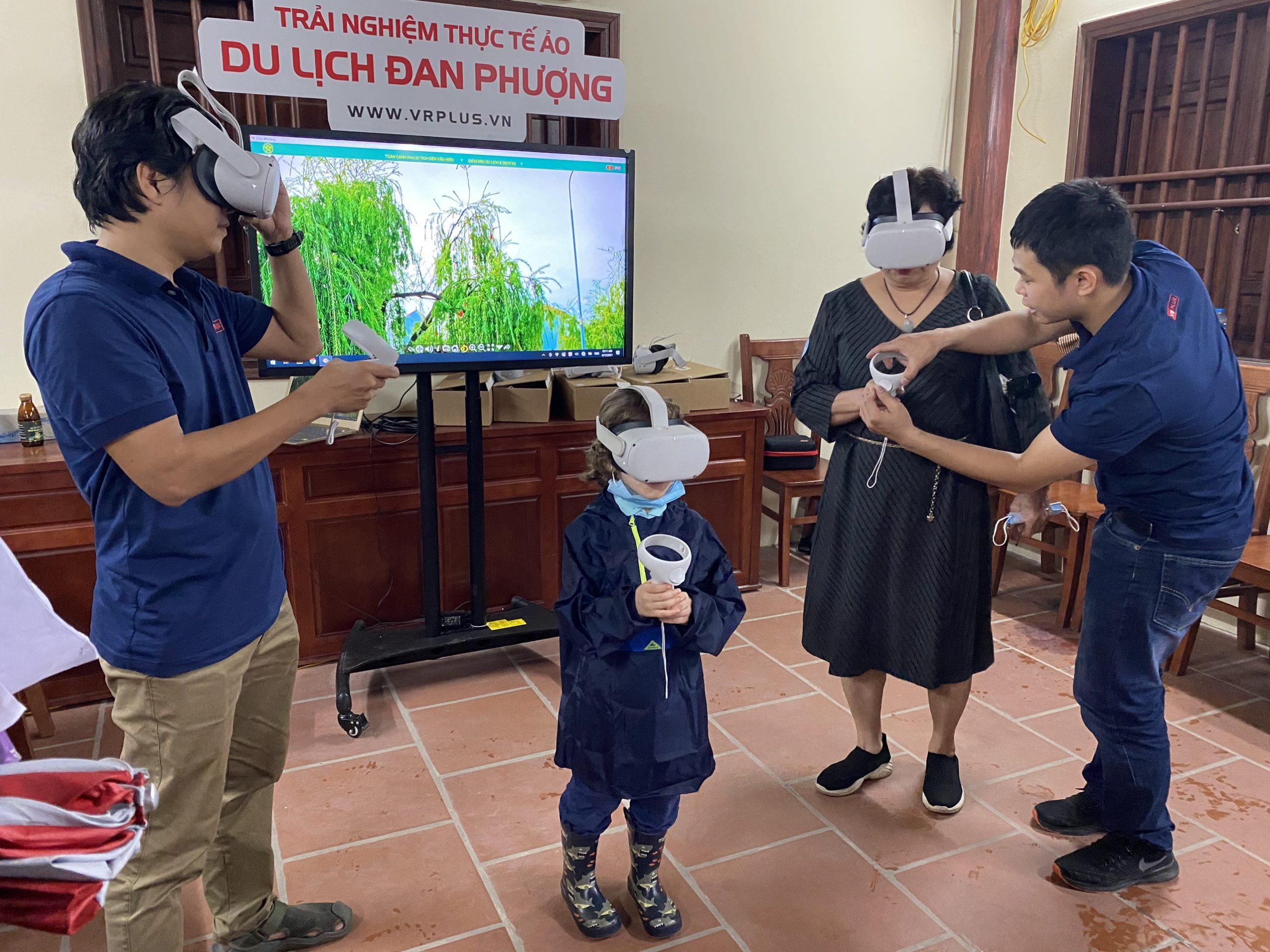 Trai nghiem kinh VR