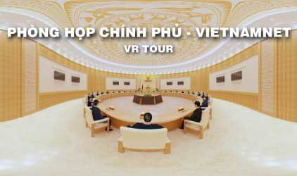 VR tour VietnamNet