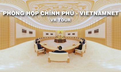 3D 360 Tour Văn phòng Chính phủ