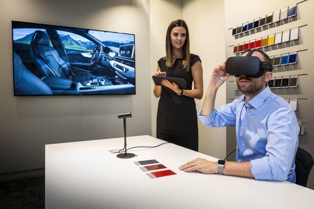 Tai nghe Oculus VR