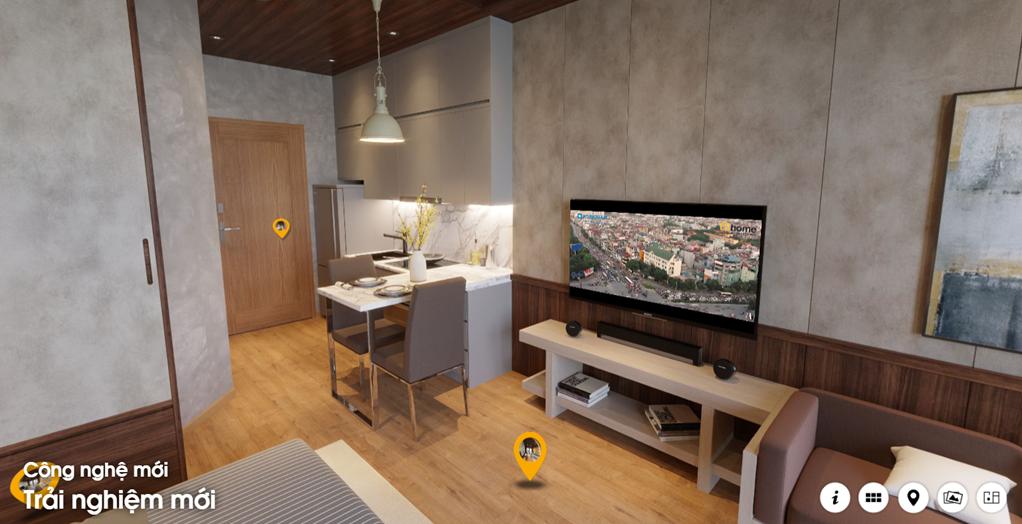 Virtual Tour 360 độ của Dự án bất động sản Wyndham Lynn Thanh Thuỷ (VR PLUS)