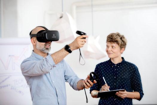 thực tế ảo VR trong học tập