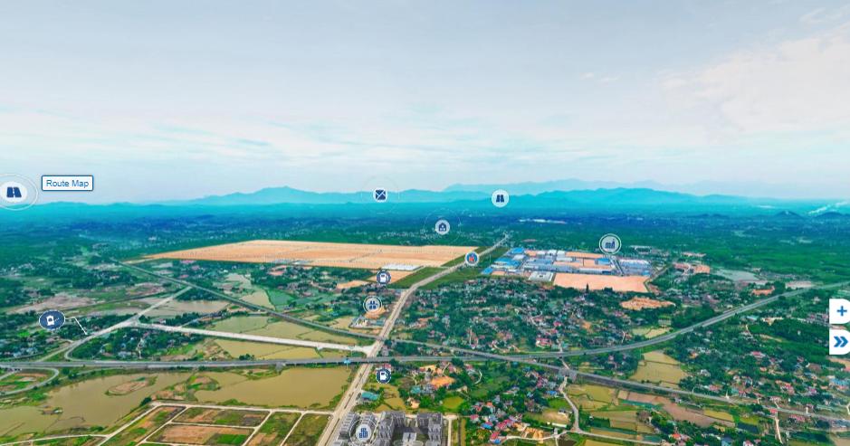 Tour 360 cho khu công nghiệp Phú Hà Viglacera - Phú Thọ